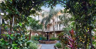 最佳西方Plus法国区地标酒店 - 新奥尔良 - 建筑