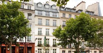 奥马努圣日耳曼酒店 - 巴黎 - 建筑