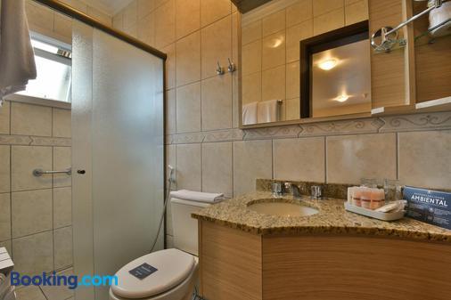 贝鲁诺旅馆 - 格拉玛多 - 浴室