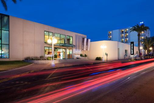伊比沙西方酒店 - 普拉亚登博萨 - 建筑