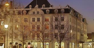 皇家酒店 - 奥胡斯 - 建筑