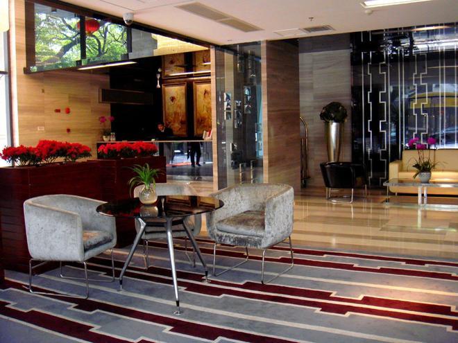 广州倾城酒店 - 广州 - 大厅