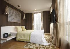 广州倾城酒店 - 广州 - 睡房