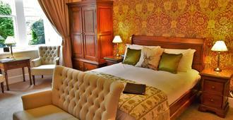 维多利亚广场酒店 - 斯特灵 - 睡房