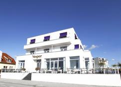 瓦思派尔酒店 - 诺德韦克 - 建筑