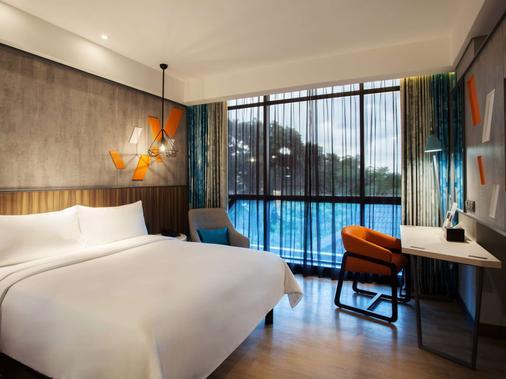 棉兰帕蒂穆拉宜必思尚品酒店 - 棉兰 - 睡房