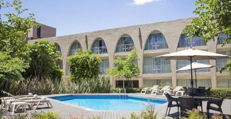 费斯塔客栈酒店 - 墨西哥城 - 游泳池