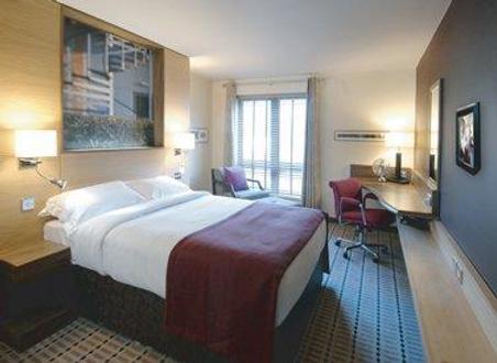 布里斯托尔酒店 - 布里斯托 - 睡房