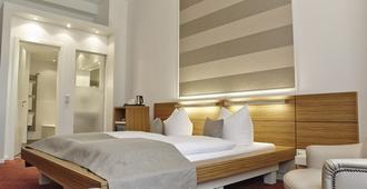 普林斯利津特酒店 - 纽伦堡 - 睡房