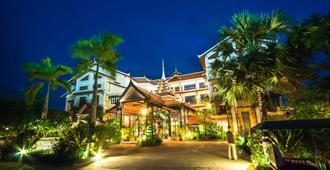 暹粒西姆酒店 - 暹粒 - 建筑