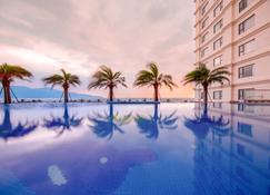 岘港dlg酒店 - 岘港 - 游泳池
