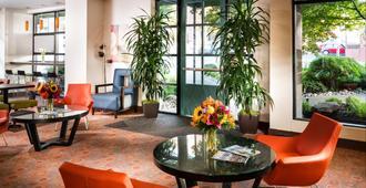 西雅图大学酒店 - 西雅图 - 大厅