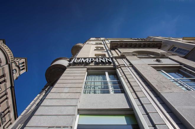 贝尔格莱德跳跃酒店 - 贝尔格莱德 - 建筑