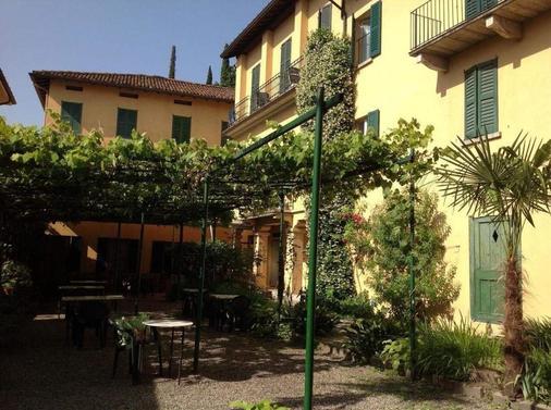 花园酒店 - 贝拉吉奥 - 露台