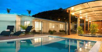 埃夫里尔阁汽车旅馆 - 派西亚 - 游泳池