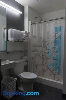 波士顿国际青年旅舍 - 波士顿 - 浴室