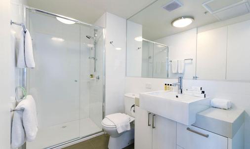 墨尔本辉盛坊国际公寓 - 墨尔本 - 浴室