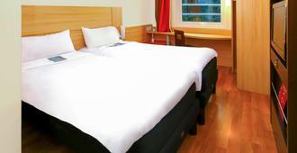 圣地亚哥普罗维登宜必思酒店 - 圣地亚哥 - 睡房