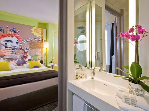 尼斯格里马迪美居酒店 - 尼斯 - 浴室
