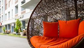 卧室精品酒店 - 曼谷 - 建筑