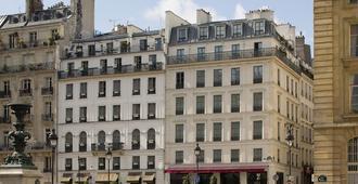 万神殿莱斯达姆斯酒店 - 巴黎 - 户外景观