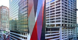费城市区皇冠广场酒店 - 费城 - 建筑