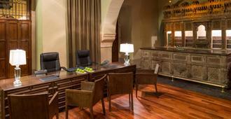 金塔皇家普埃布拉酒店 - 普埃布拉 - 大厅