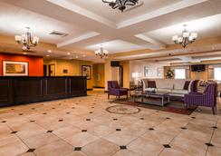 最佳西方机场套房旅馆 - 盐湖城 - 大厅