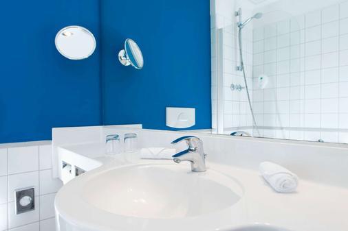 杜塞尔多夫市中心温德姆花园国王大道酒店 - 杜塞尔多夫 - 浴室