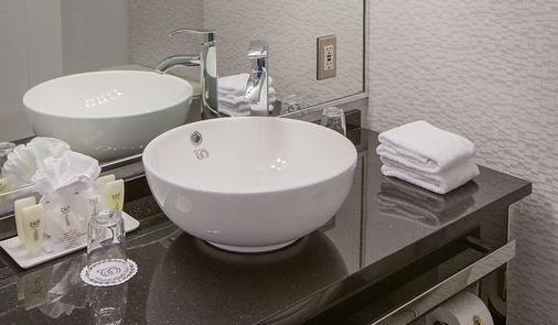 坎特利套房酒店 - 蒙特利尔 - 睡房