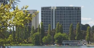 首都大厦休闲酒店 - 堪培拉 - 建筑
