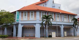 新加坡81酒店-樱花 - 新加坡 - 建筑