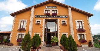 阿塔米拉卡米诺旅馆 - 滨海桑蒂利亚纳 - 建筑