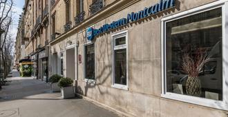 贝斯特韦斯特蒙加尔姆酒店 - 巴黎 - 建筑