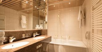斯特凡尼酒店 - 圣莫里茨 - 浴室