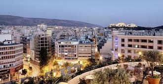 雅典斯坦利酒店 - 雅典 - 户外景观