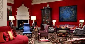 波特兰皇家索内斯塔酒店 - 波特兰 - 休息厅