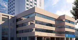 江苏天盛大酒店(原南京天京大酒店) - 南京 - 建筑