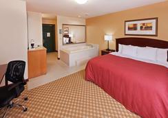 图尔萨丽怡酒店 - 图尔萨 - 睡房