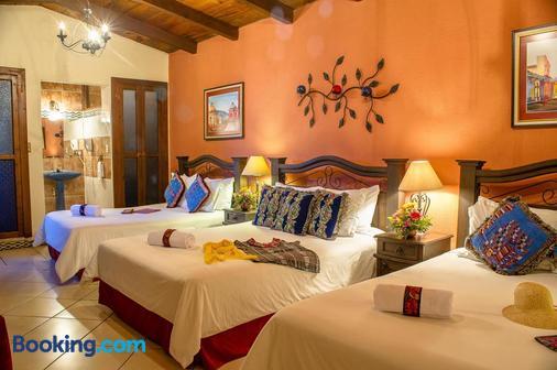 卡萨公园酒店 - 安地瓜 - 睡房