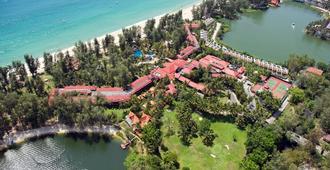 普吉岛乐谷浪都喜天丽酒店 - Choeng Thale - 户外景观