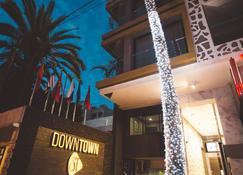 市中心商务休闲酒店 - 卡萨布兰卡 - 建筑