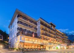 克鲁兹波斯特酒店 - 格林德尔瓦尔德 - 建筑