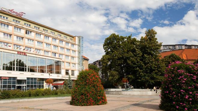 阿波罗布拉迪斯拉发大酒店 - 布拉迪斯拉发 - 建筑