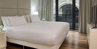 Nh布宜诺斯艾利斯佛罗里达酒店 - 布宜诺斯艾利斯 - 睡房