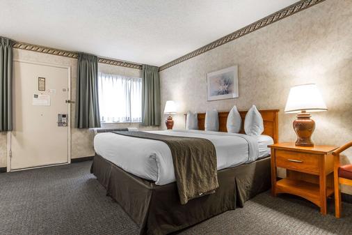 圣克拉拉品质套房酒店 - 圣克拉拉 - 睡房