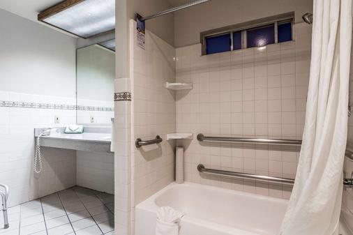 圣克拉拉品质套房酒店 - 圣克拉拉 - 浴室