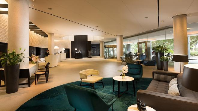 悉尼达令港宾乐雅酒店 - 悉尼 - 大厅