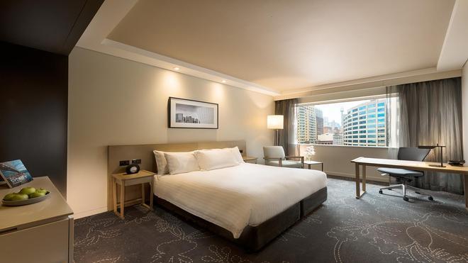 悉尼达令港宾乐雅酒店 - 悉尼 - 睡房