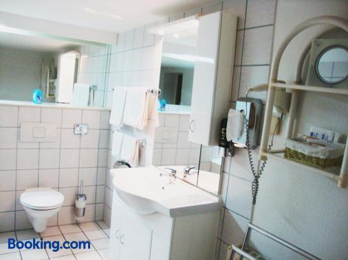 豪斯慕瑞伽尼酒店 - 杜塞尔多夫 - 浴室